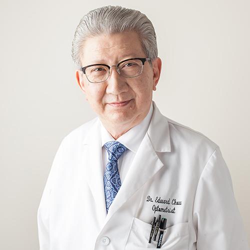 Optometrist Dr. Chow