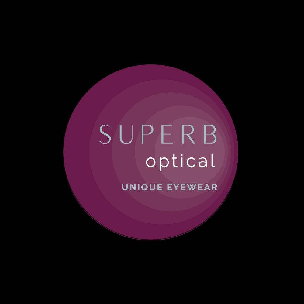 superb optical logo